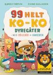 """""""99 helt ko-ko dyregåter"""" av Bjørn F. Rørvik"""