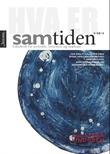 """""""Samtiden. Nr. 4 2014 - tidsskrift for politikk, litteratur og samfunnsspørsmål"""" av Lena Lindgren"""