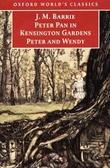 """""""Peter Pan - Peter and Wendy and Peter Pan in Kensington Gardens"""" av J. M. Barrie"""