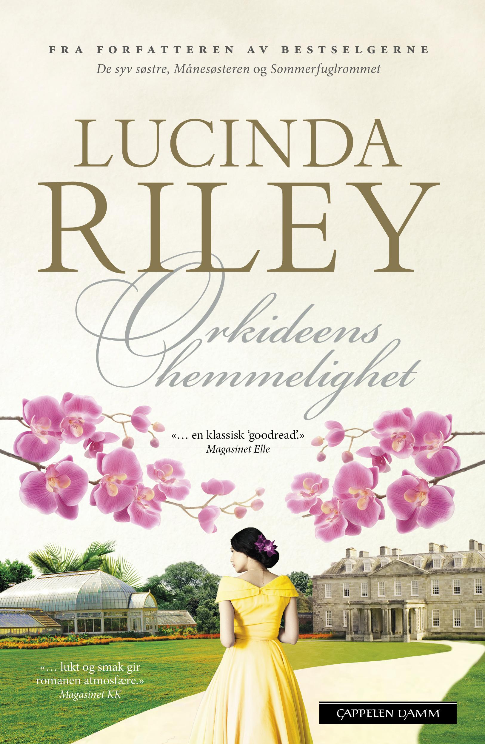 """""""Orkideens hemmelighet"""" av Lucinda Riley"""