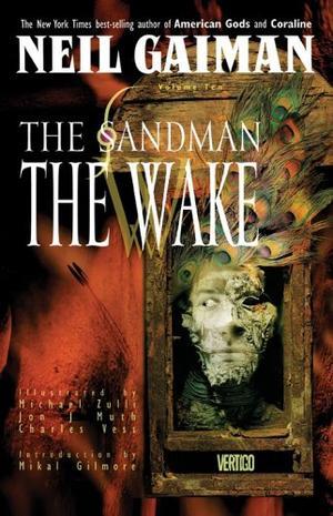 """""""The Sandman Vol. 10 - The Wake"""" av Neil Gaiman"""