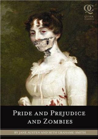 """Pride and prejudice and zombies"" av Jane Austen"