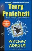 """Witches Abroad"" av Terry Pratchett"