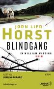 """""""Blindgang - kriminalroman"""" av Jørn Lier Horst"""