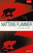 """""""Nattens flammer"""" av Justine Dare"""