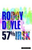 """""""57 % irsk"""" av Roddy Doyle"""