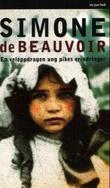 """""""En veloppdragen ung pikes erindringer"""" av Simone de Beauvoir"""