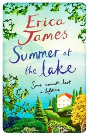 """""""Summer at the lake"""" av Erica James"""