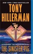 """""""The sinister pig"""" av Tony Hillerman"""