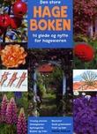 """""""Den store hageboken - til glede og nytte for hageeieren"""" av Carin Swartström"""