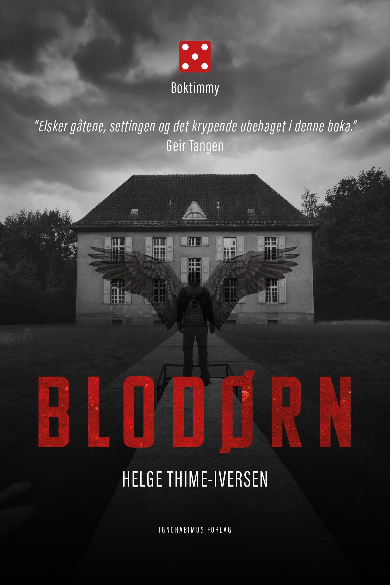 """""""Blodørn"""" av Helge Thime-Iversen"""