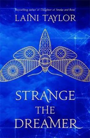 """""""Strange the dreamer"""" av Laini Taylor"""