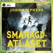 """""""Smaragdatlaset - begynnelsens bøker"""" av John Stephens"""