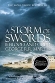"""""""A storm of swords - blood and gold"""" av George R.R. Martin"""