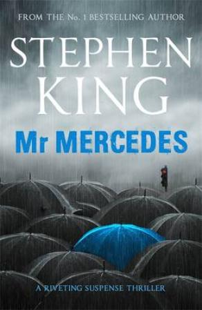 """Mr Mercedes"" av Stephen King"