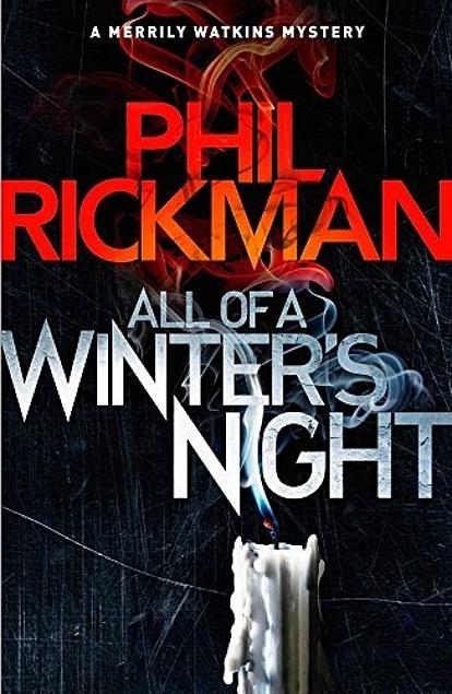 """""""All of a Winters Night"""" av Phil Rickman"""