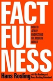"""Factfulness"" av Hans Rosling"