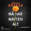 """""""Nå har natten alt kriminalroman"""" av Jørgen Brekke"""
