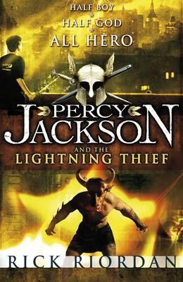 """Percy Jackson and the lightning thief - book 1"" av Rick Riordan"