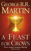 """""""A feast for crows - book four of A song of ice and fire"""" av George R.R. Martin"""