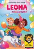 """""""Leona i bursdagstrøbbel"""" av Anneli Klepp"""