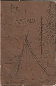 """""""Tre i Kanada"""" av av James Arthur Lees"""