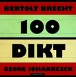 """""""100 dikt"""" av Bertolt Brecht"""