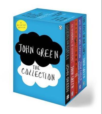 """""""John Green box set"""" av John Green"""