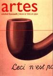 """""""Dette er ikke en pipe"""" av Michel Foucault"""
