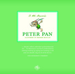 """Peter Pan"" av J.M. Barrie"