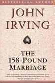 """""""The 158-pound marriage"""" av John Irving"""