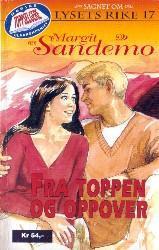 """""""Fra toppen og oppover"""" av Margit Sandemo"""
