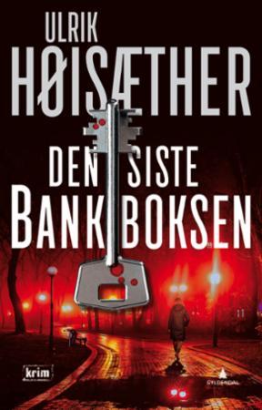 """""""Den siste bankboksen - kriminalroman"""" av Ulrik Høisæther"""