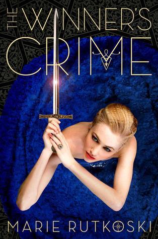 """""""The Winner's Crime (Winner's Trilogy)"""" av Marie Rutkoski"""