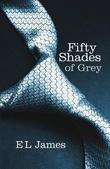 """""""Fifty shades of grey - fifty shades trilogy 1"""" av E.L. James"""
