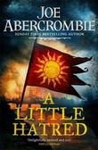 """""""A little hatred"""" av Joe Abercrombie"""