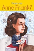 """""""Hvem var Anne Frank?"""" av Ann Abramson"""