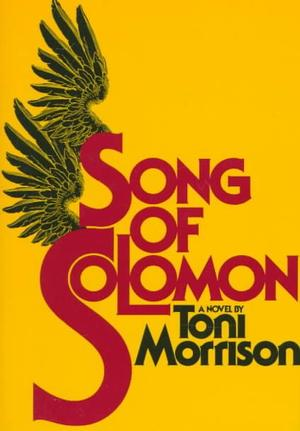 Image result for song of solomon toni morrison