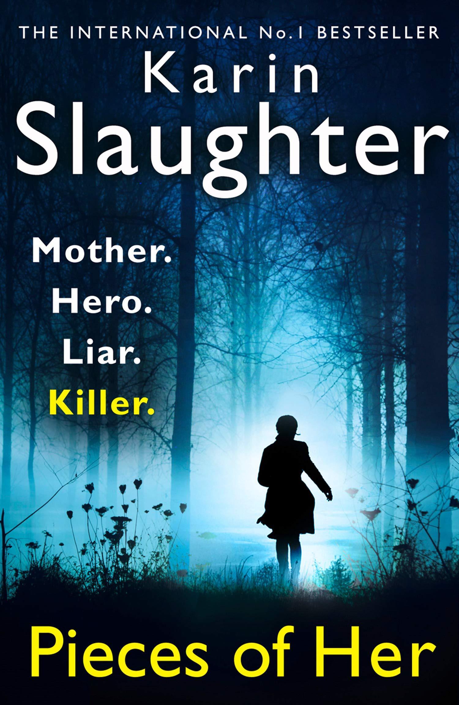"""""""Pieces of her"""" av Karin Slaughter"""