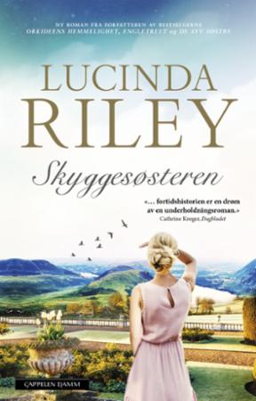 """""""Skyggesøsteren"""" av Lucinda Riley"""