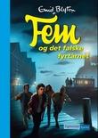 """""""Fem og det falske fyrtårnet"""" av Enid Blyton"""