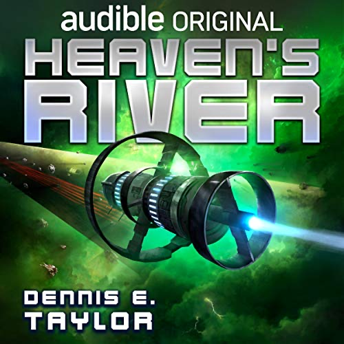 """""""Heaven's river - Bobiverse#4"""" av Dennis E. Taylor"""