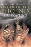 """Harry Potter and the order of the Phoenix"" av J.K. Rowling"