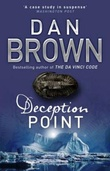 """Deception point"" av Dan Brown"