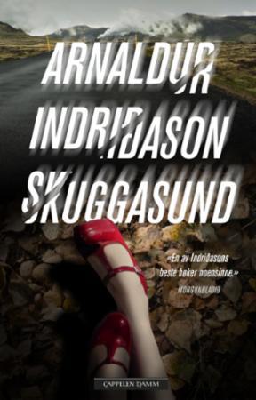 """""""Skuggasund"""" av Arnaldur Indridason"""