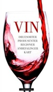 """""""Vin - druesorter, produsenter, regioner, anbefalinger, kart"""" av Jens Holmboe"""