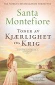 """""""Toner av kjærlighet og krig roman"""" av Santa Montefiore"""