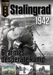 """""""Slaget om Stalingrad 1942 - 6. armés desperate kamp"""" av Peter Antill"""