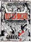 """""""Livets ord - Mina tio orimliga år som frälst. Del ett: De första åren"""" av Thomas Arnroth"""