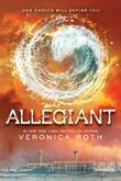 """""""Allegiant"""" av Veronica Roth"""